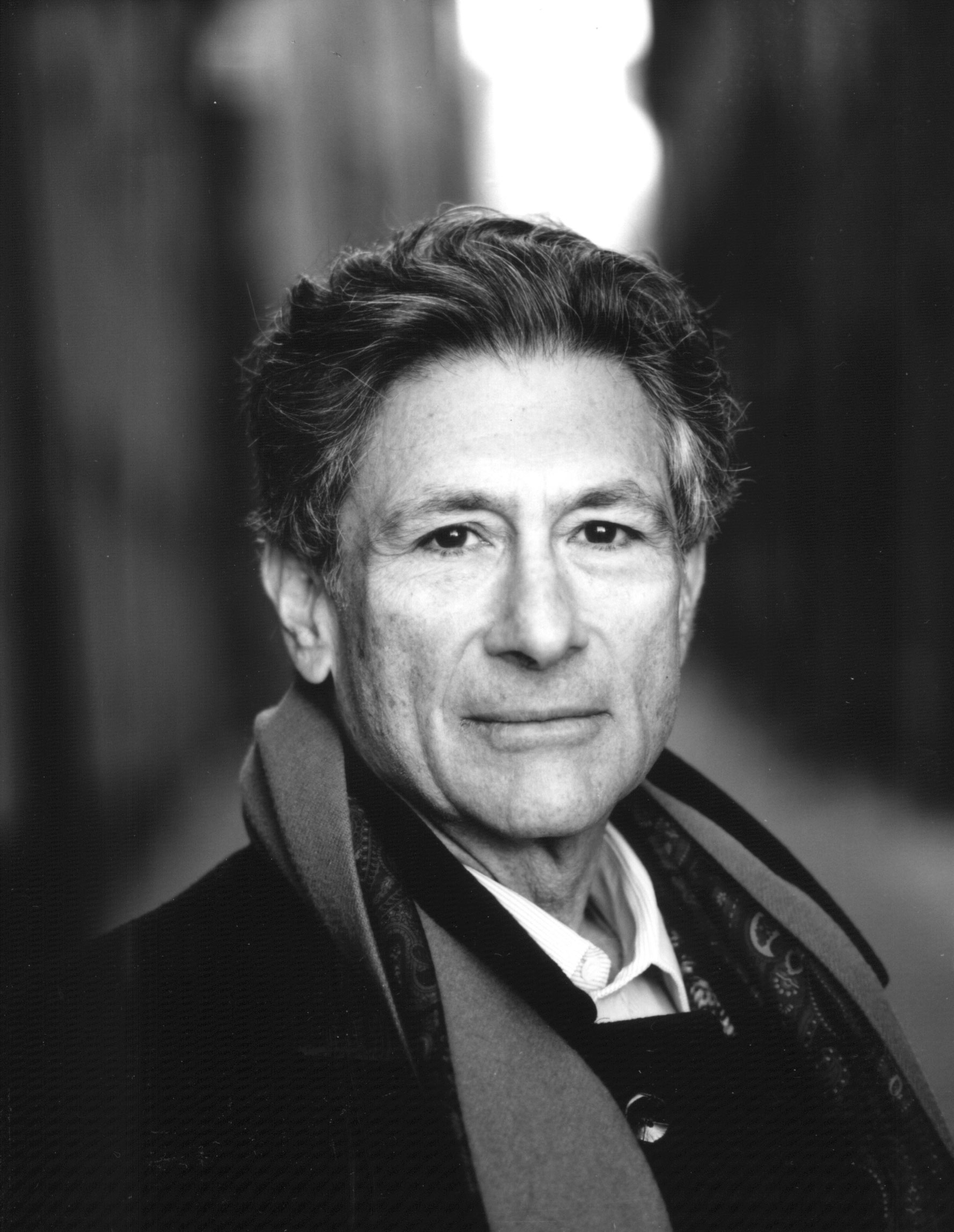 Edward Said: Framed: the politics of stereotypes