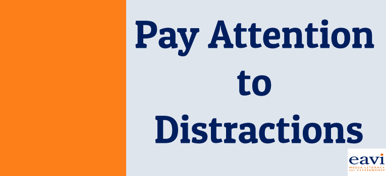 Pay Attention to Distractions